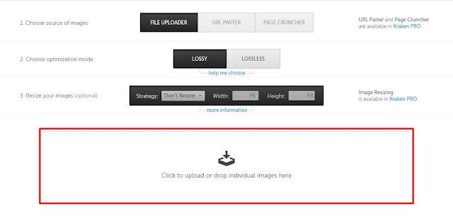 Cara Mudah Kompres Gambar Tanpa Mengurangi Kualitas Gambar