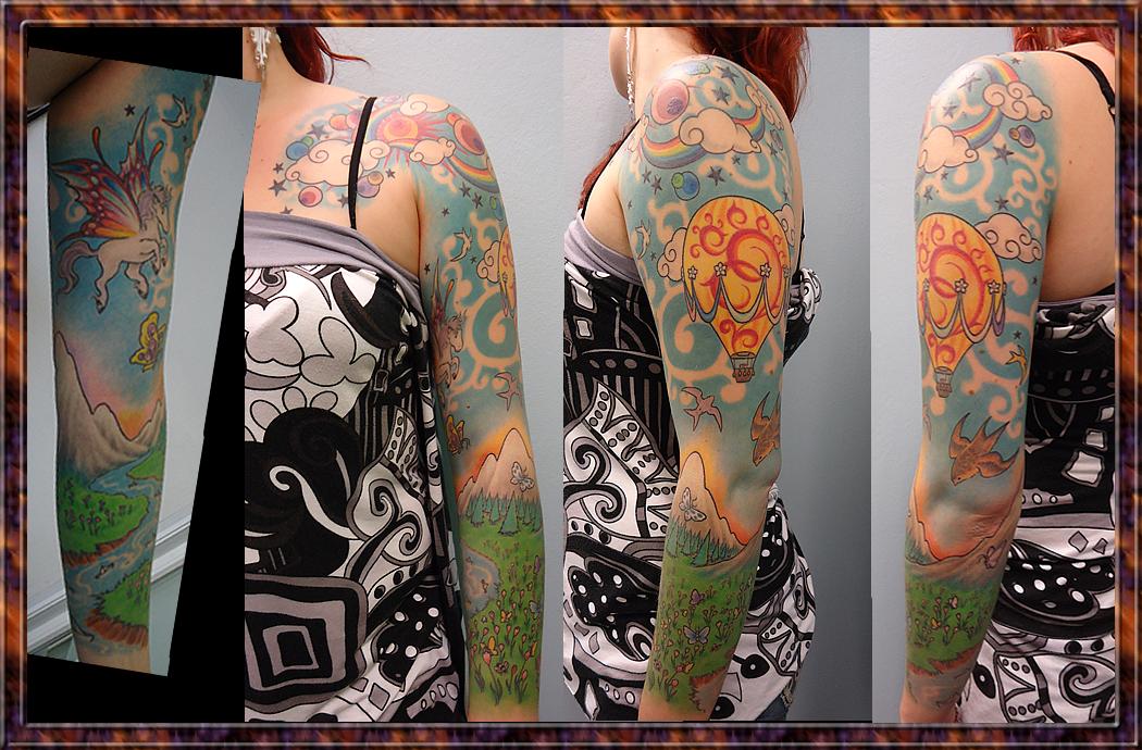Arte Tattoo Curitiba