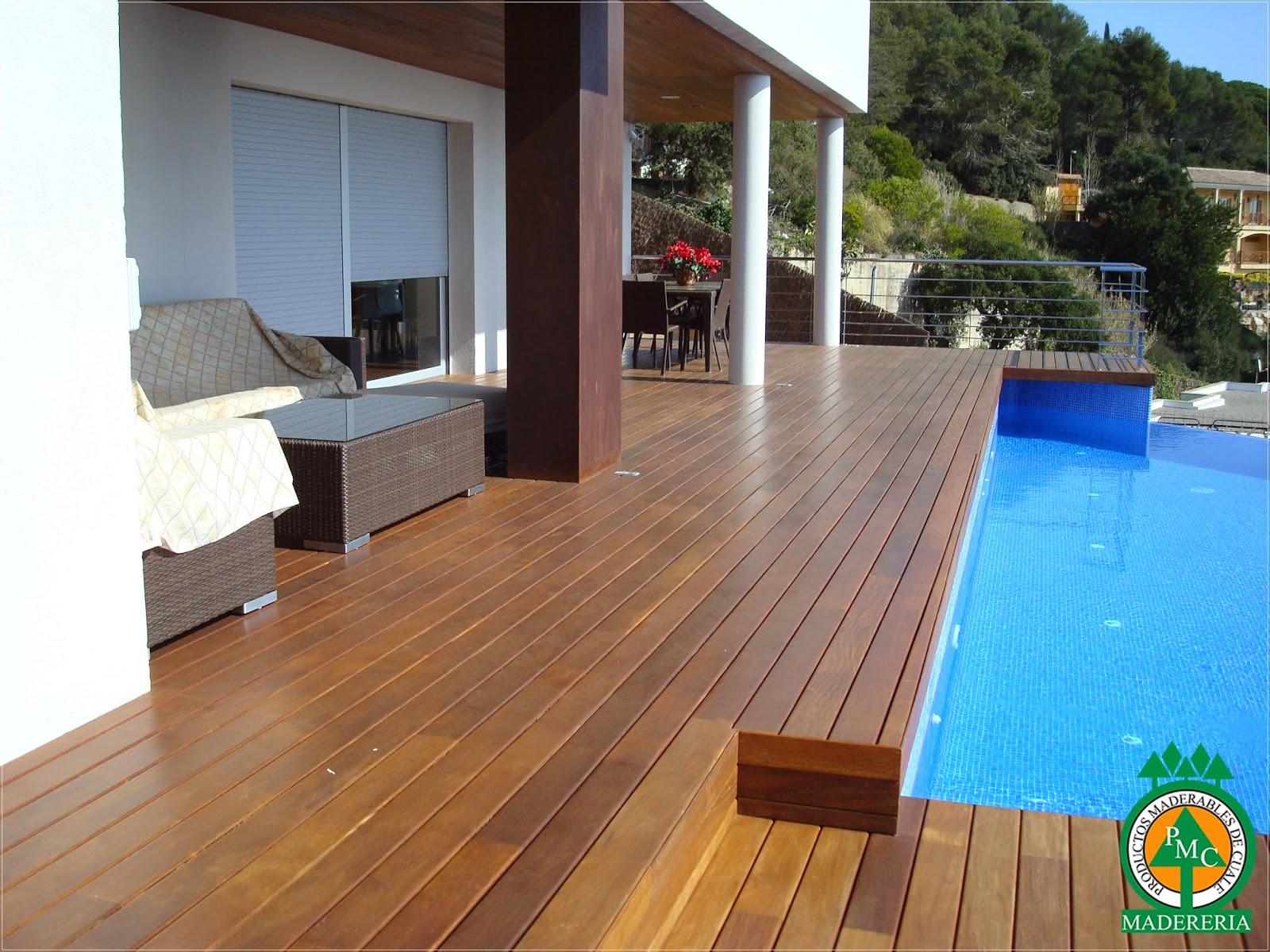 Productos maderables de cuale conoce cual es la madera for Madera ipe exterior