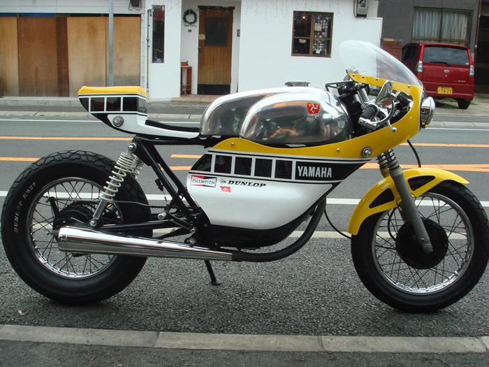Watch additionally Yamaha Xj6 600 as well Watch together with Yamaha Xv920 Cafe Racer also Daily Inspiration Yamaha Yd 125 Cafe. on yamaha xj600