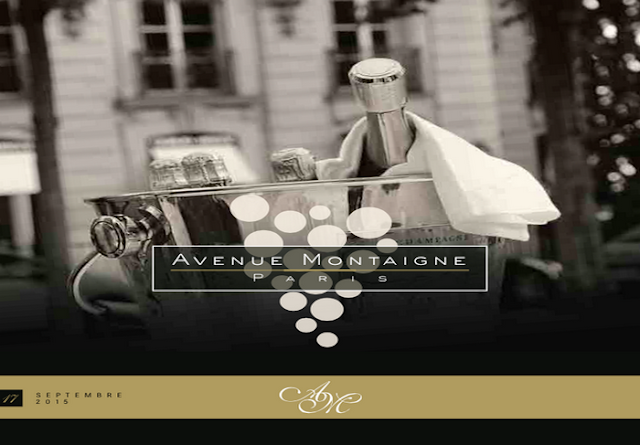 Vendanges Avenue Montaigne Paris