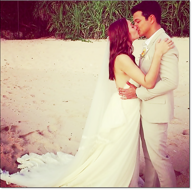 JERICHO ROSALES AND KIM JONES: Tied the Knot - Web Mags