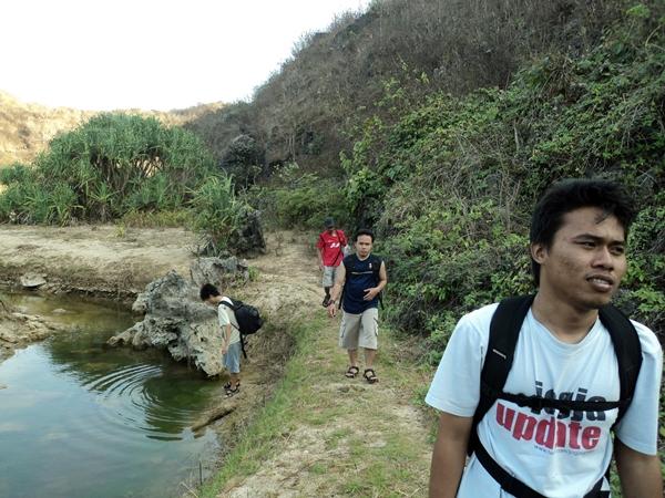 Sungai Pantai Greweng