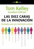tom kelley Las diez caras de la innovacion Estrategias para una creatividad excelente Empresa