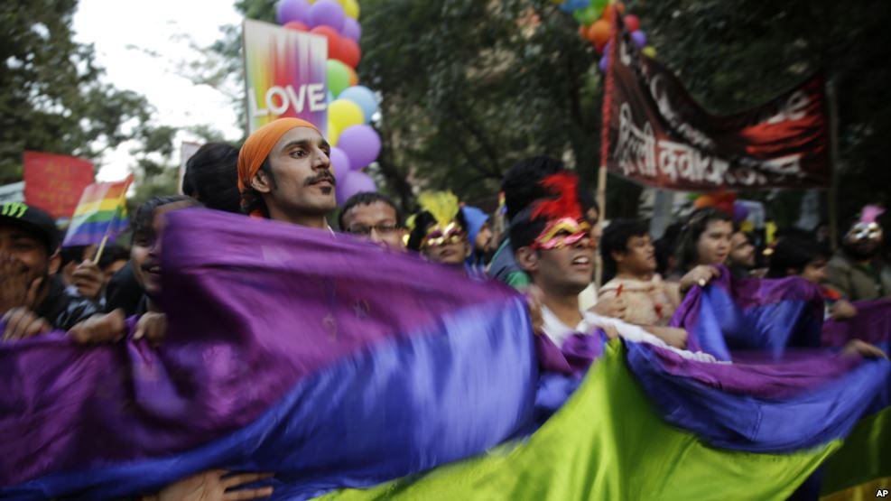 GAY PRIDE IN INDIA ...