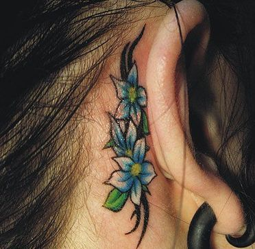 flower tattoo ideas. Flower Tattoo Tattoos Pictures