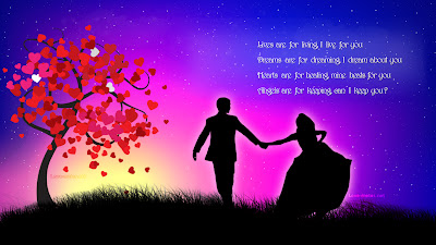Romantic Love wallpapers for Valentine's Day