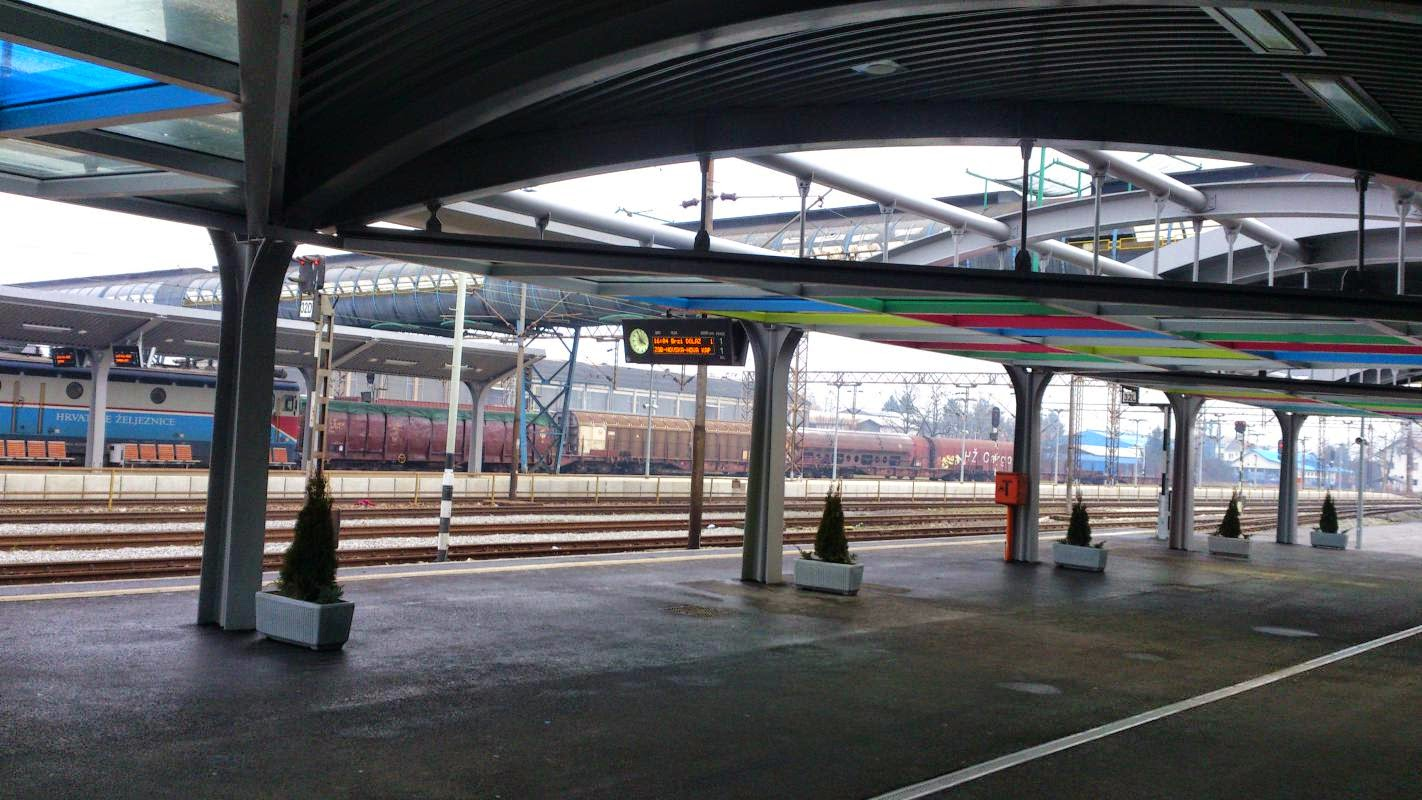 Željeznički kolodvor Sl.Brod