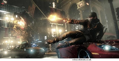 Watch Dogs release date UK