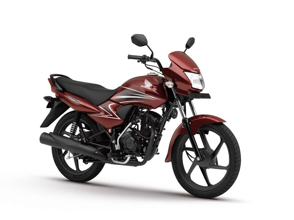 "Honda unveils ""Dream Yuga"" its' 110 cc commuter bike at the 2012"