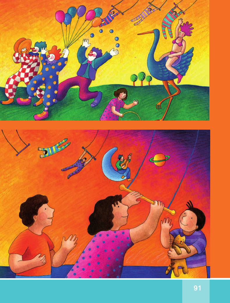 Un brinco al cielo - Español Lecturas 3ro 2014-2015