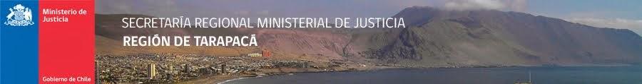SECRETARÍA REGIONAL MINISTERIAL DE JUSTICIA