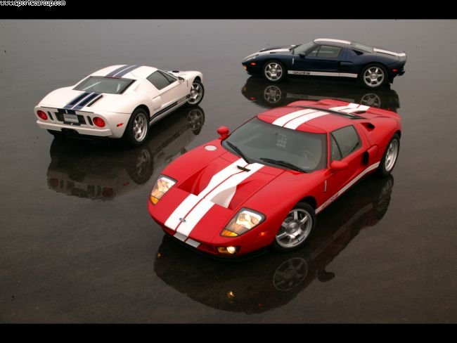 Ford Gt Specs Top Speed  Km H          Mph Engine Dohc V  Supercharged