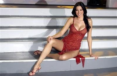 Wife of  President Silvio Berluscon italy