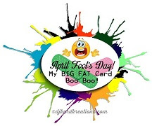 1st April - Boo Boo Day Party