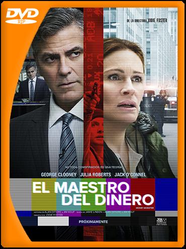 El Maestro del Dinero (2016) DVDRip Español Latino