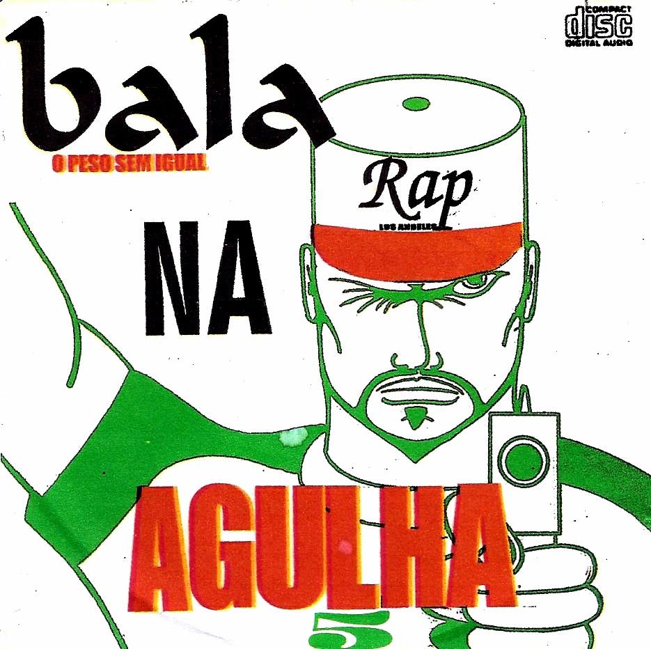 BALA NA AGULIA VOL. 5 - CD DE COLECIONADOR
