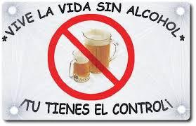La codificación del alcohol y la consecuencia o la muerte
