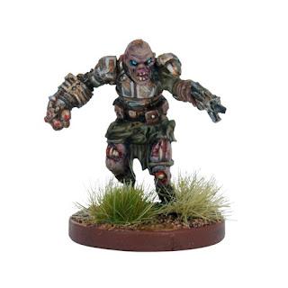 A Zombie Marine