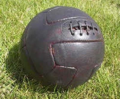 Educação Física  A origem e evolução da bola e8ff20b298fcc