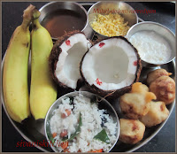 Mahalakshmi Devi Naivedyam