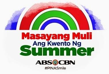 ABS-CBN 2014 Summer Station ID - PINASmile: Masayang Muli ang Kwento ng Summer