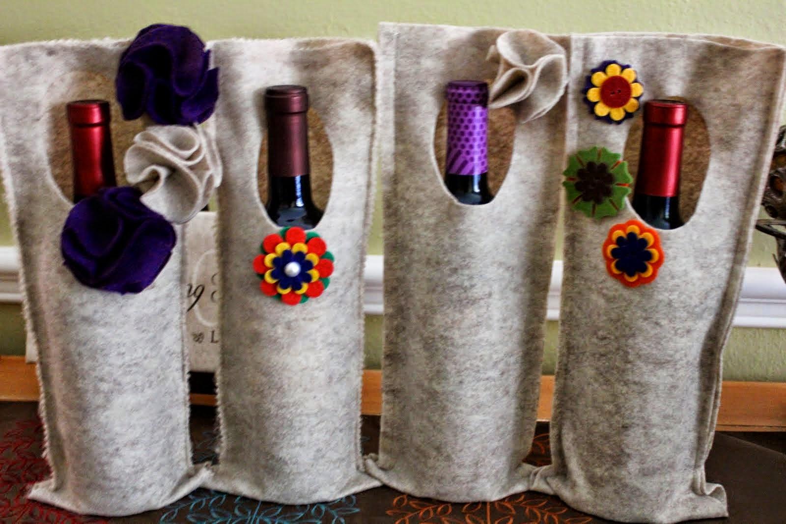 embalagens criativas para bebidas - dia dos namorados