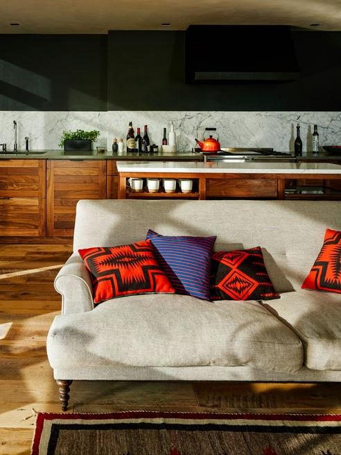 Design Dilemma kleine Wohnung - statt Platznot offene Küche im Wohnzimmer