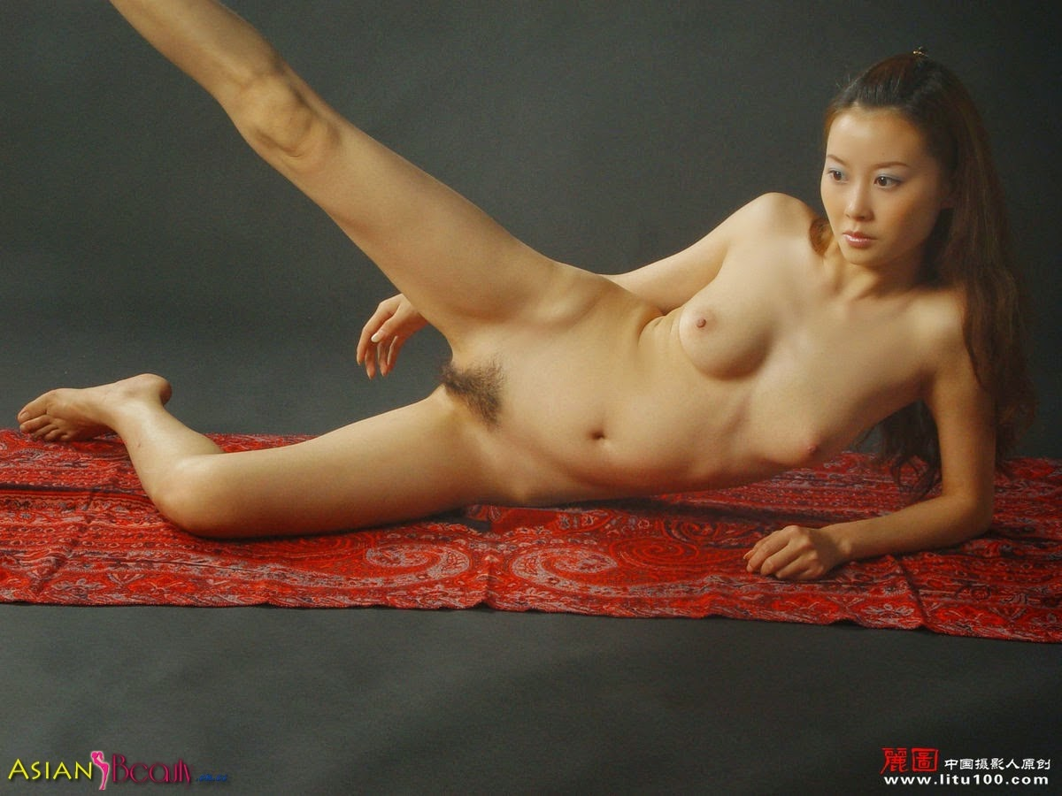 Chinese nudeModel  Chinese Sexy Nude LiTU100 Model Wang Dan Photo Gallery