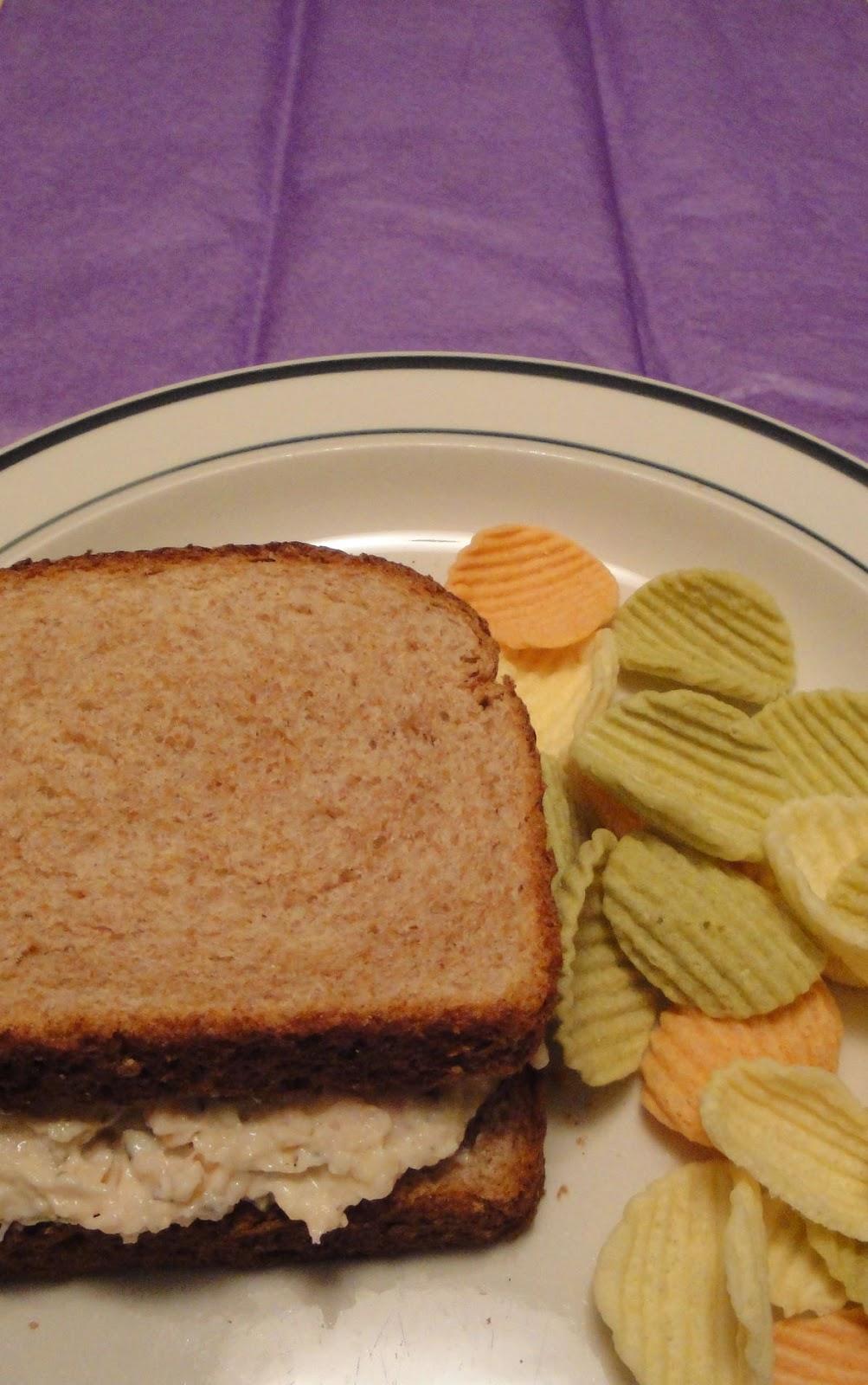 Christine's Pantry: Quick Chicken Salad