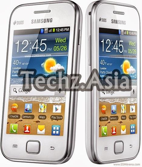 Custom Rom Jelly Bean 4.2.1 For Samsung Galaxy Ace Duos S6802