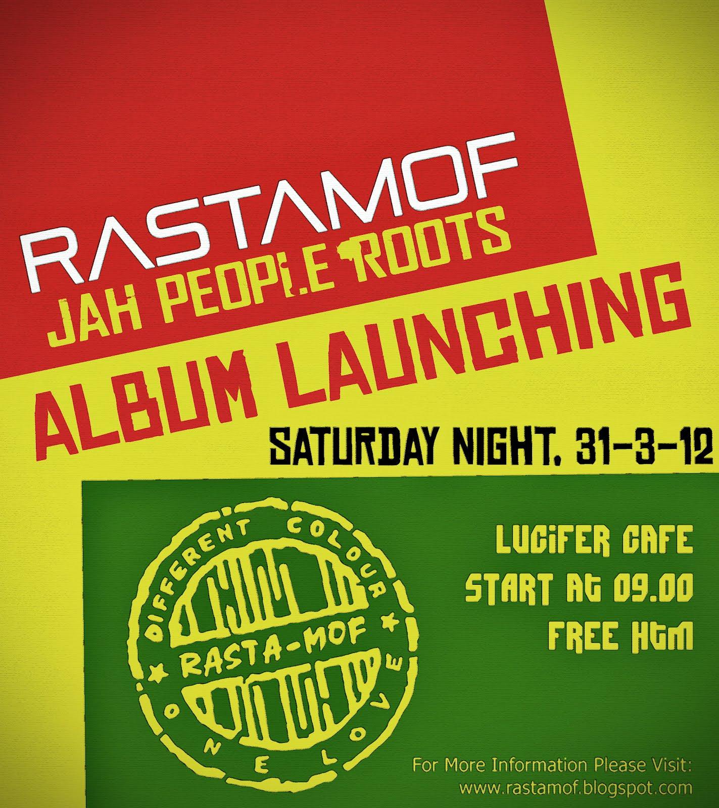 Welcome To Rasta MOF Blog: Maret 2012