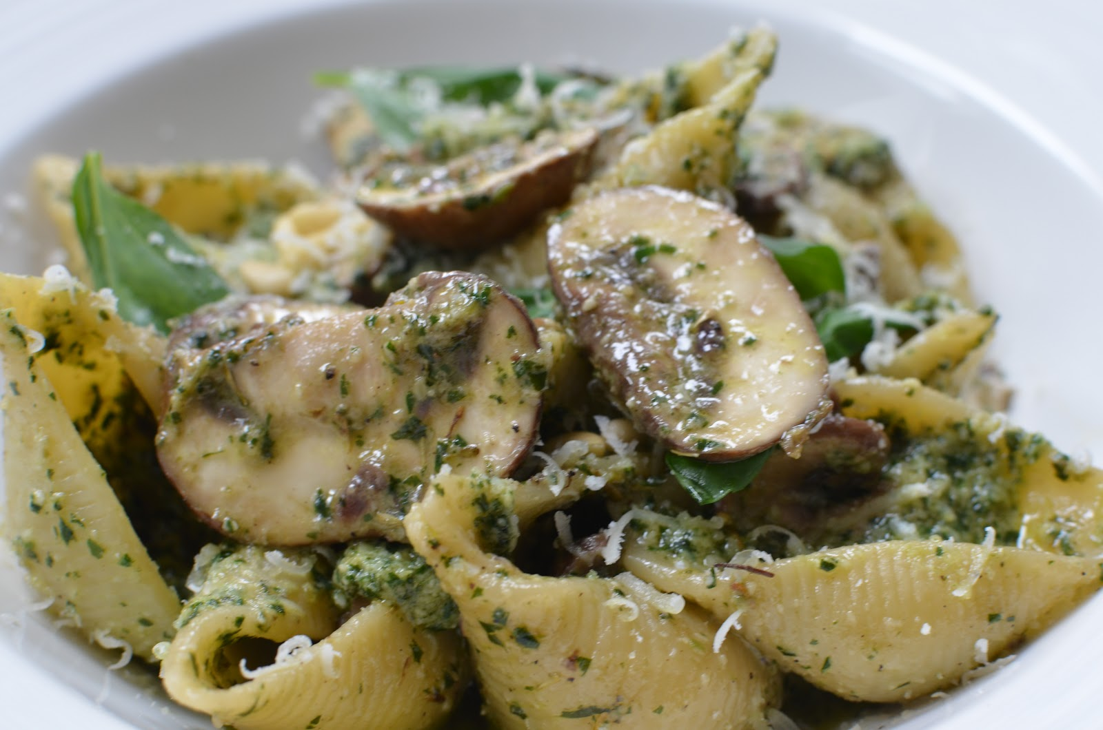 Image result for conchiglioni pasta recipe