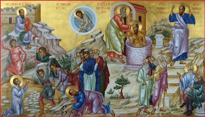 Αυτήν την ωραία εξιστόρηση στην ζωγραφιά μπορείτε να την πείτε ειδωλολατρία; Ex Protestant