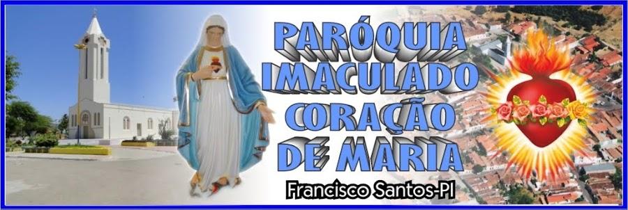 PARÓQUIA IMACULADO CORAÇÃO DE MARIA
