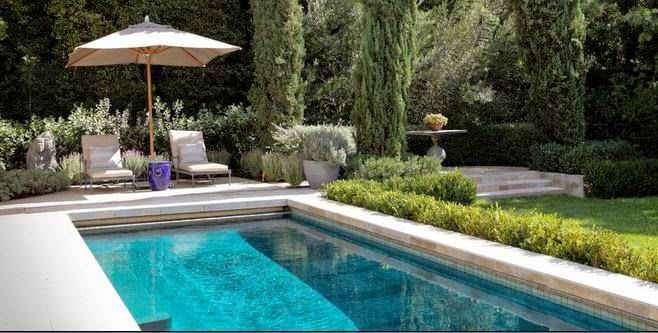 Fotos de piscinas dise os piscinas modernas - Diseno de piscinas modernas ...