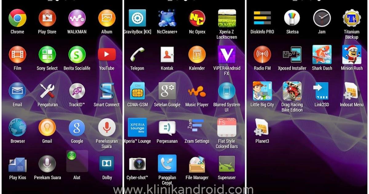 Custom Rom Untuk Semua Android