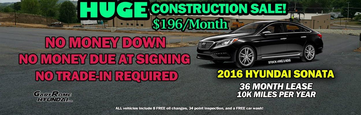 News from Gary Rome Hyundai - 888-637-4279