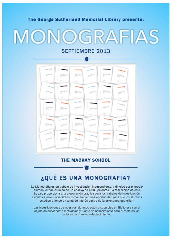 Monografías - HAZ CLICK