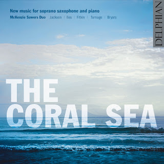 The Coral Sea - McKenzie Sawers Duo DCD34121