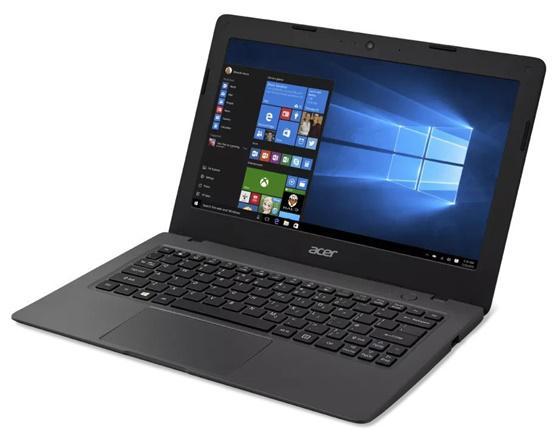A Acer oferece 6 opções de notebooks com o Windows 10 já instalado