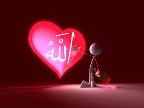 Cinta Bersujud di Mihrab Taat