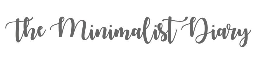 The Minimalist Diary