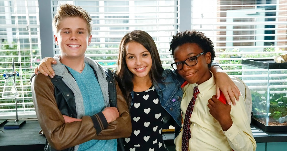 NickALive!: Nickelodeon UK To Premiere 100 Things To Do