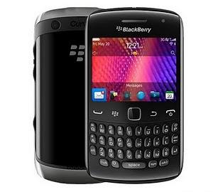 BLACKBERRY CURVE 3G 9360 Rp.1.950,000