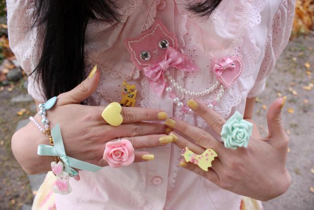 Sweet Lolita - Page 4 Asusteet