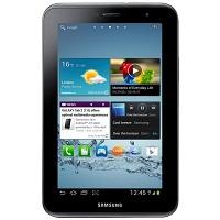 Samsung Galaxy Tab 2 7.0 Espresso 3G + Wi-Fi - 16 GB