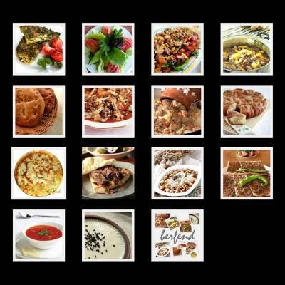 İç Anadolu Mutfağı / The Inner Anatolian Cuisine .