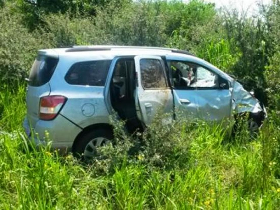 Fueguinos accidentados en Tucuman