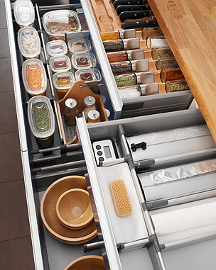 The Studio M Designs blog ...: Kitchen : Organization & Storage Ideas